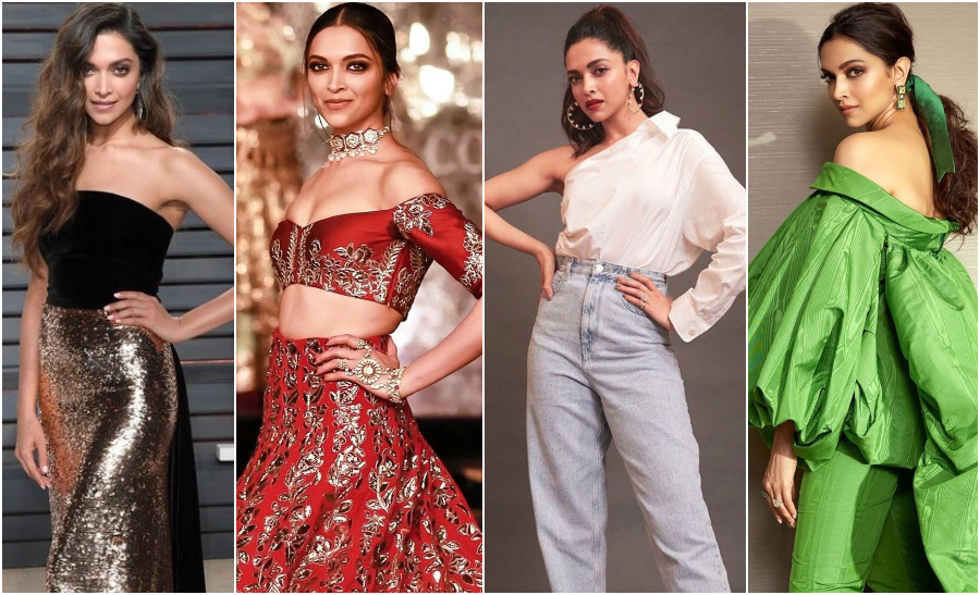 Deepika Padukone Rules The Off-Shoulder Styles And Shows Us How It