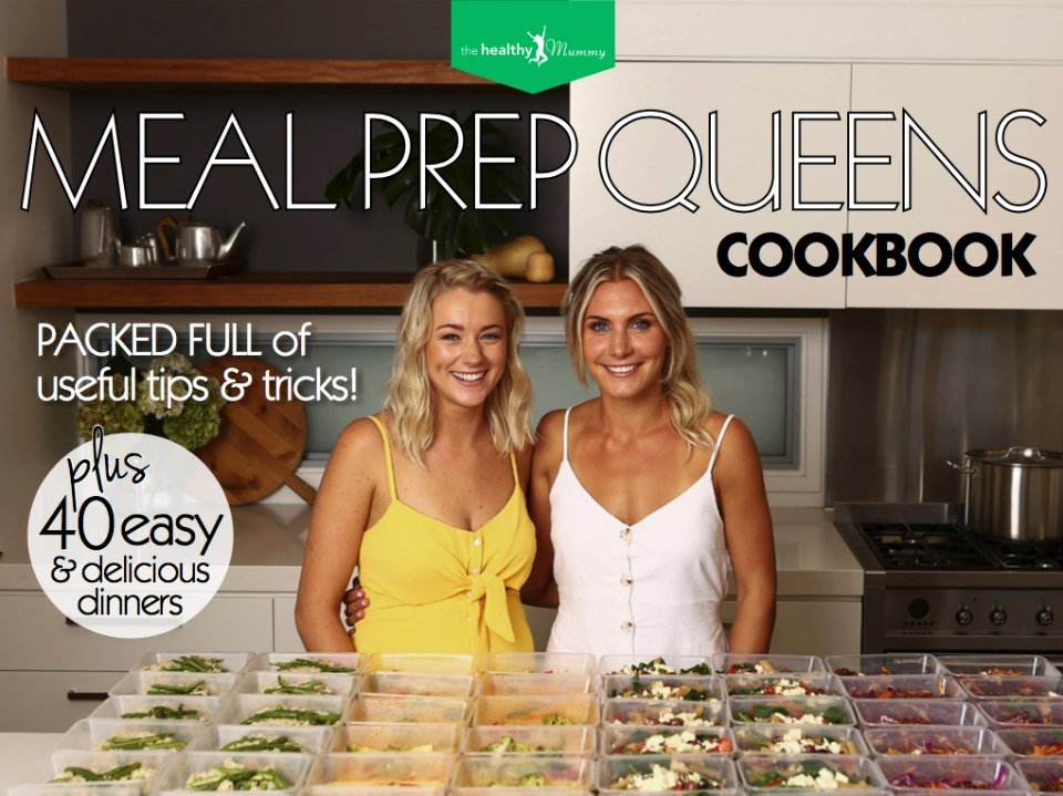 Meal Prep Queens ebook cover